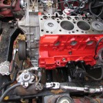 Piros autóhoz, piros motor illik :)